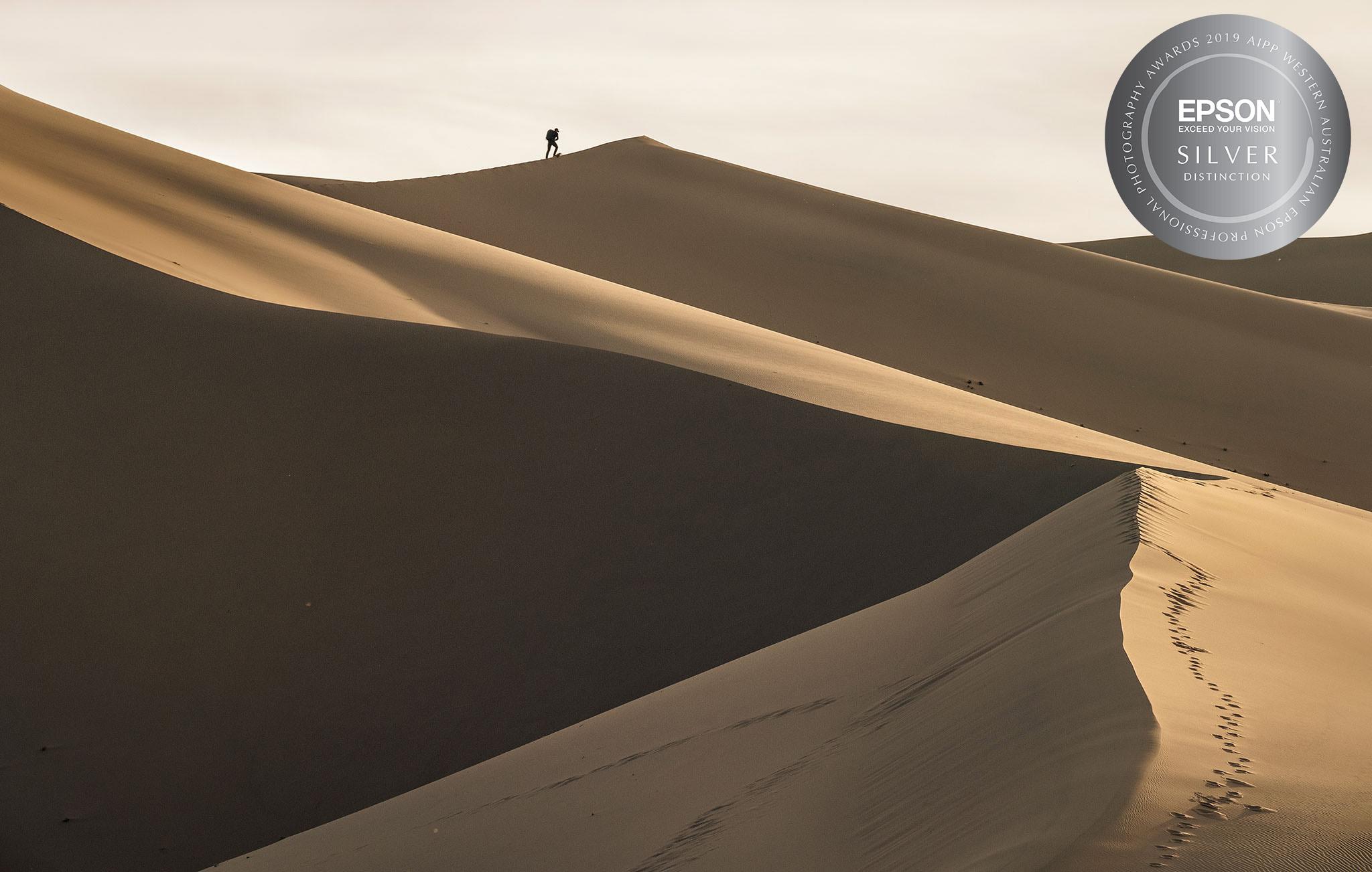 Sand dunes of Khonggor