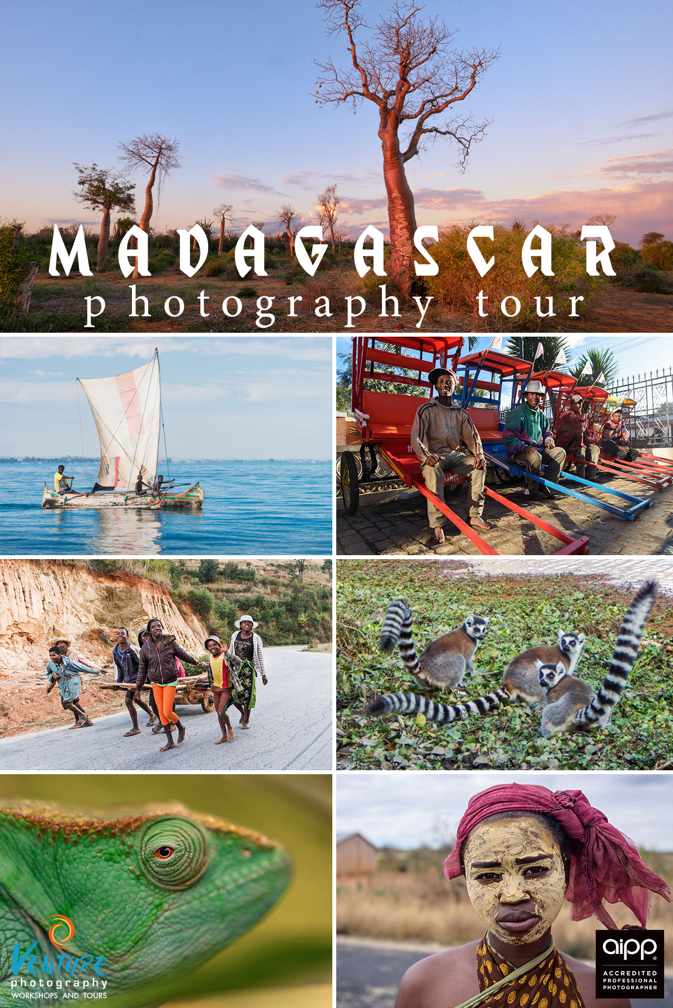 Madagascar Photography Tour 2020