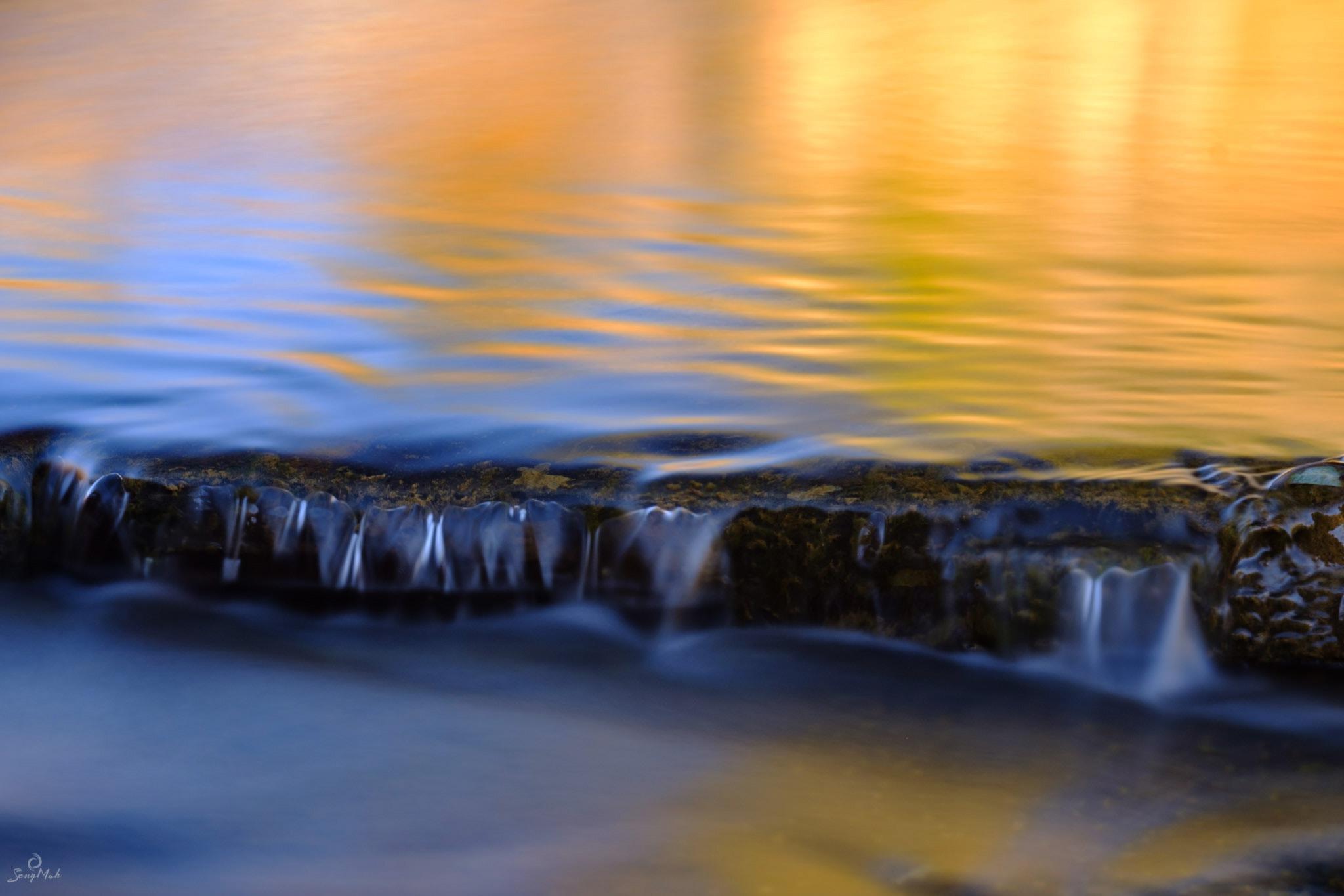 Kalamina Gorge reflections