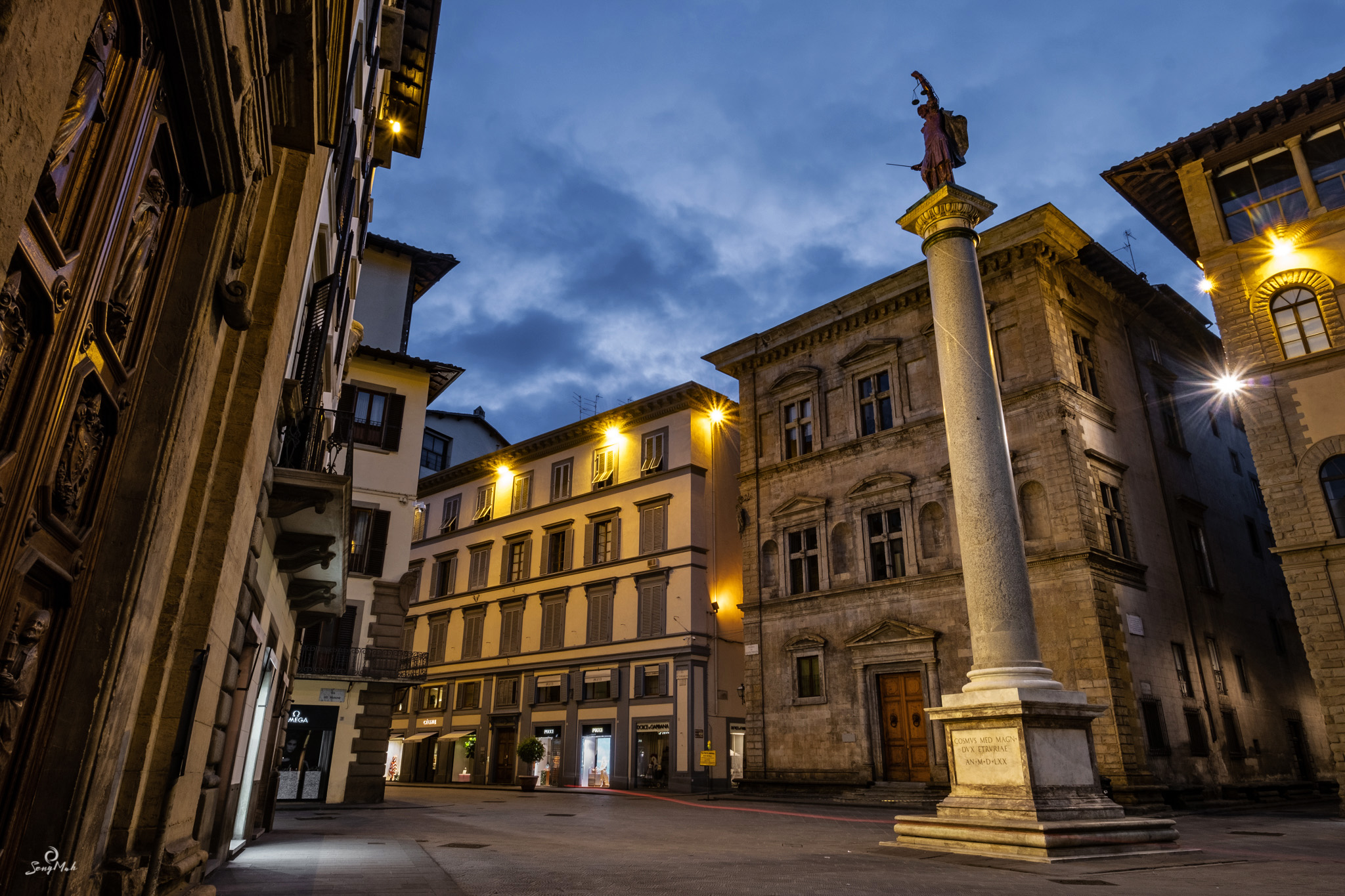 Florence Piazza