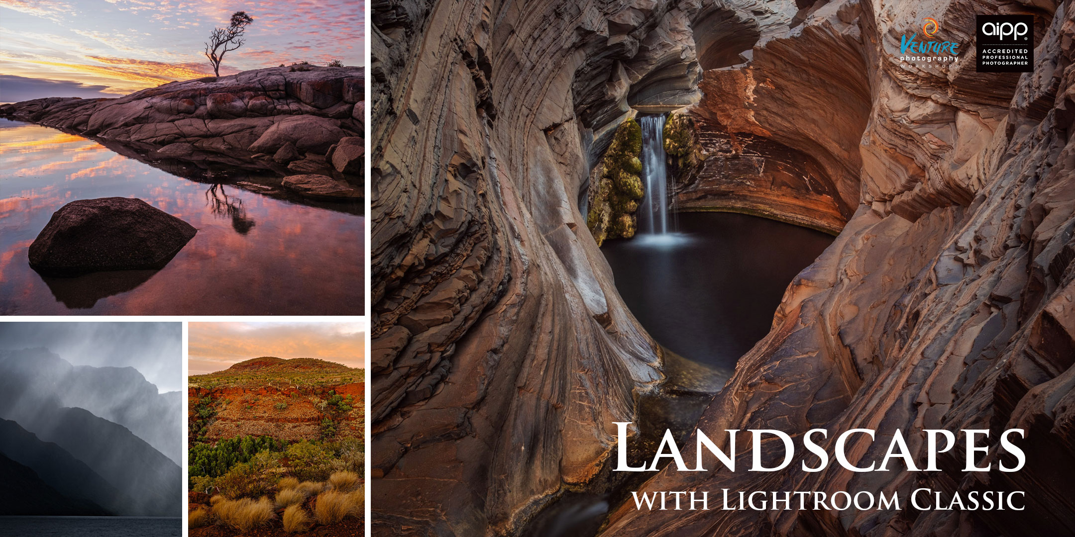 Landscapes with Lightroom Classic
