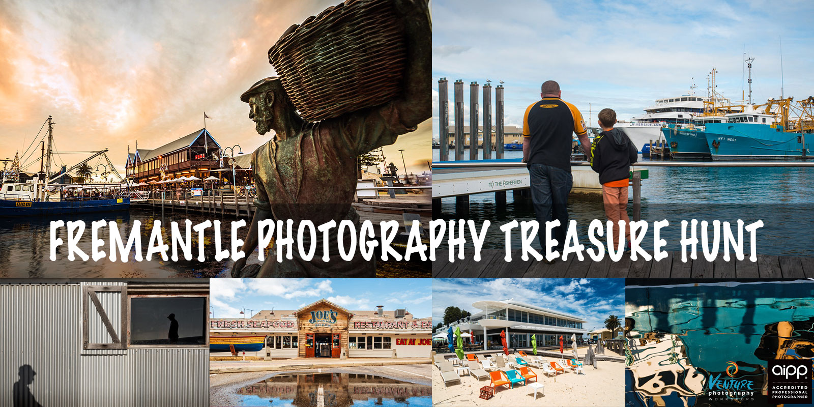 Fremantle Photography Treasure Hunt
