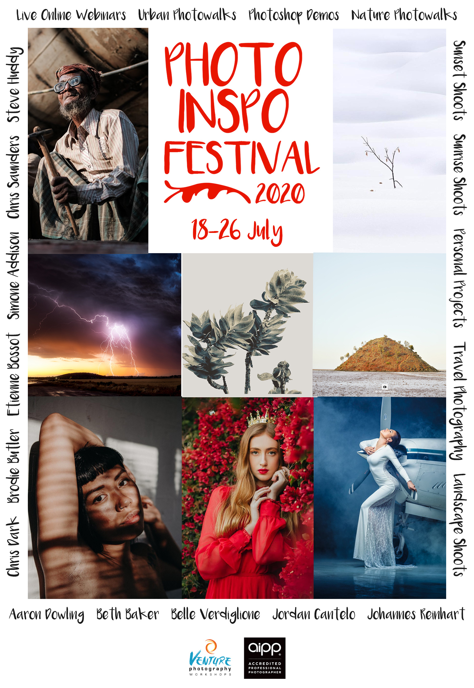 Photo Inspo Festival 2020