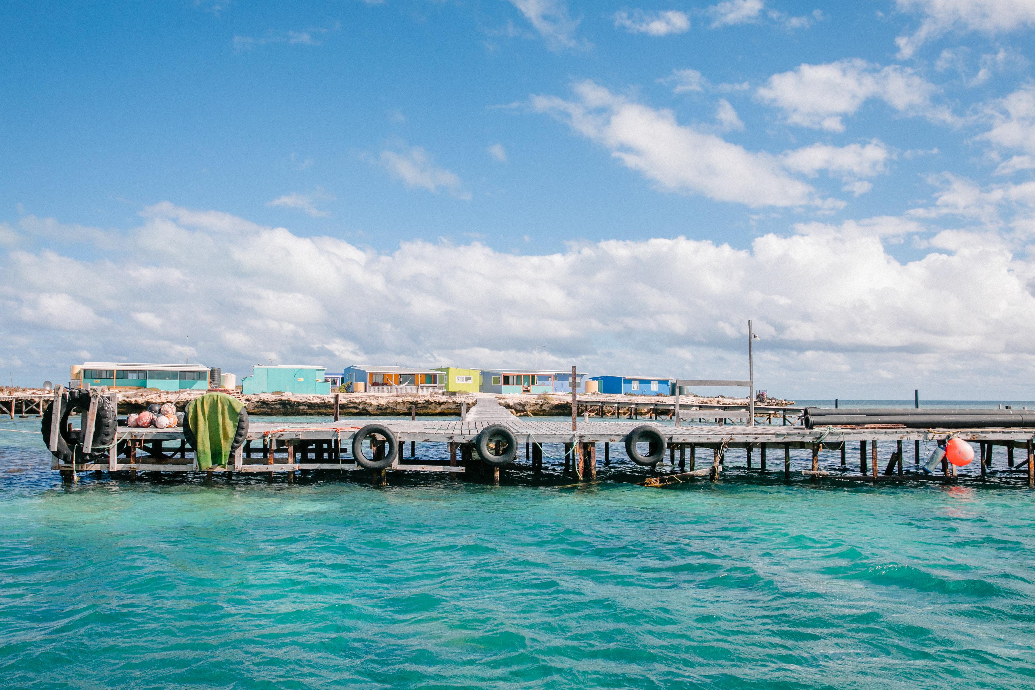 Houtman Abrolhos islands