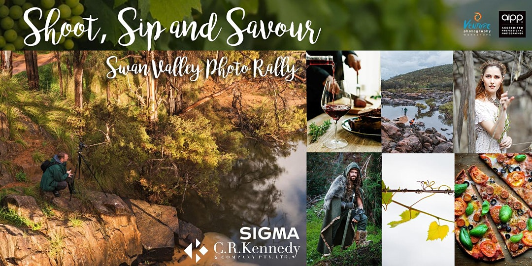 Shoot, Sip, Savour; Spring in the Valley Photo Rally