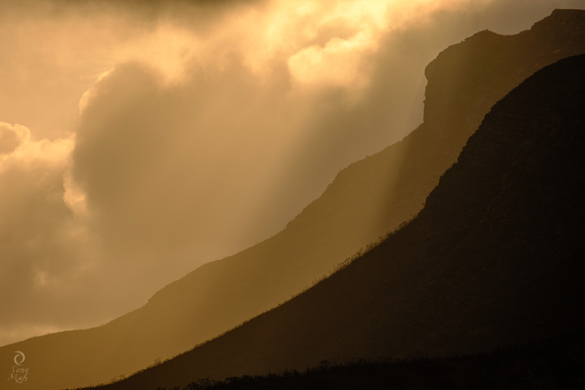 Stirling Ranges Sunrise