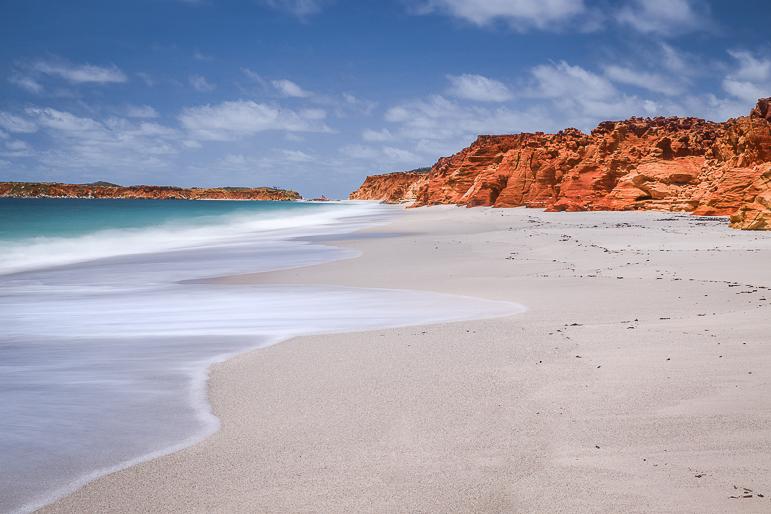 Coastal long exposure