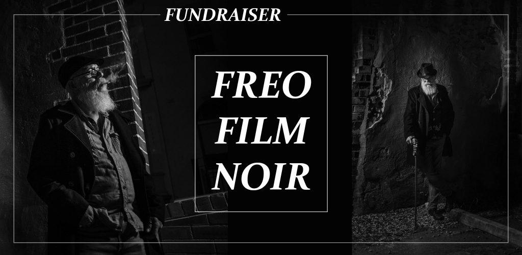 Freo Film Noir poster
