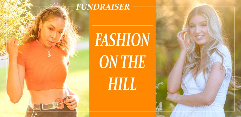 Fashion on the Hill poster
