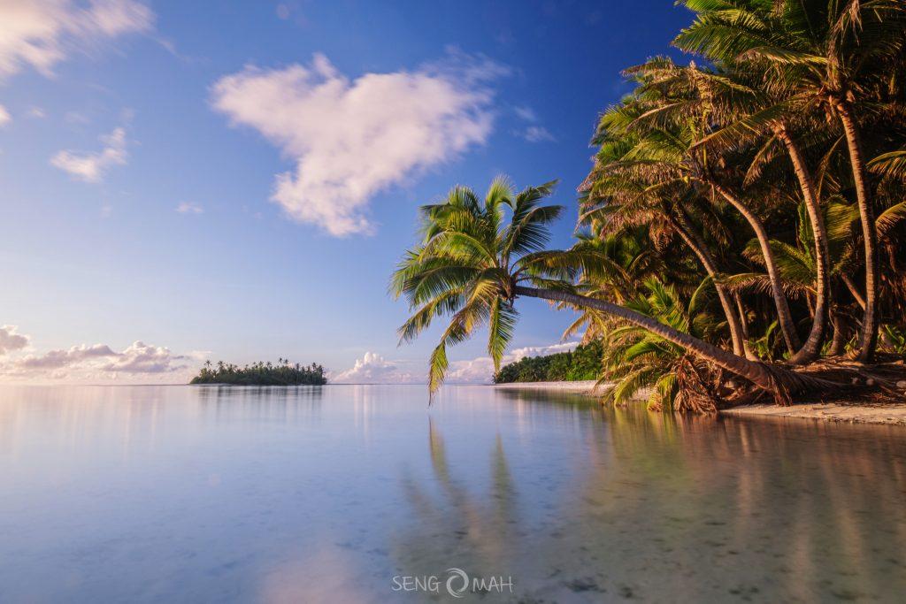 Cocos Island Lagoon