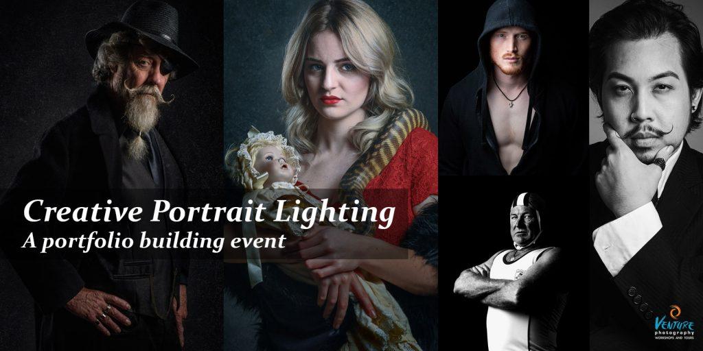 Creative Portrait Lighting