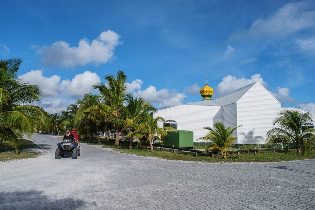 Home Island Mosque