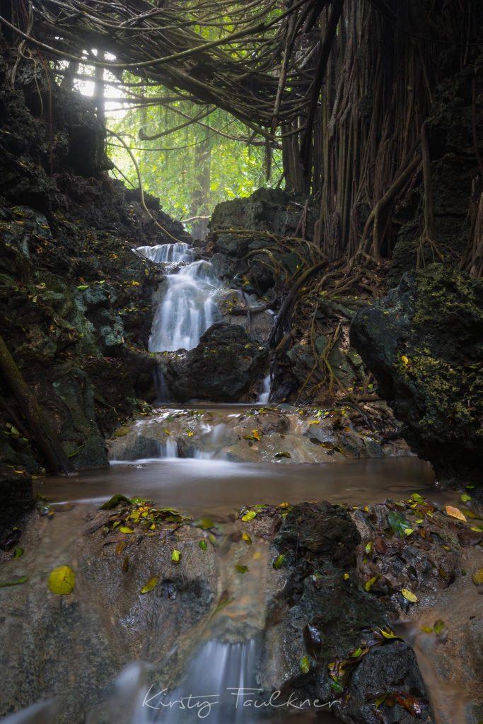 Waterfalls, Christmas Island