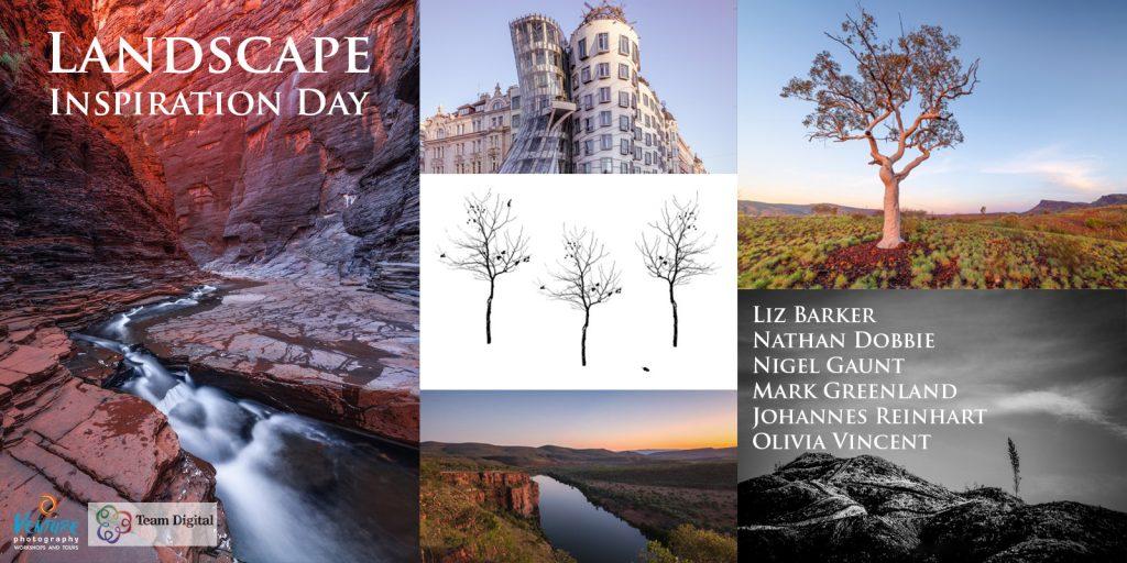 Landscape Inspiration Day banner