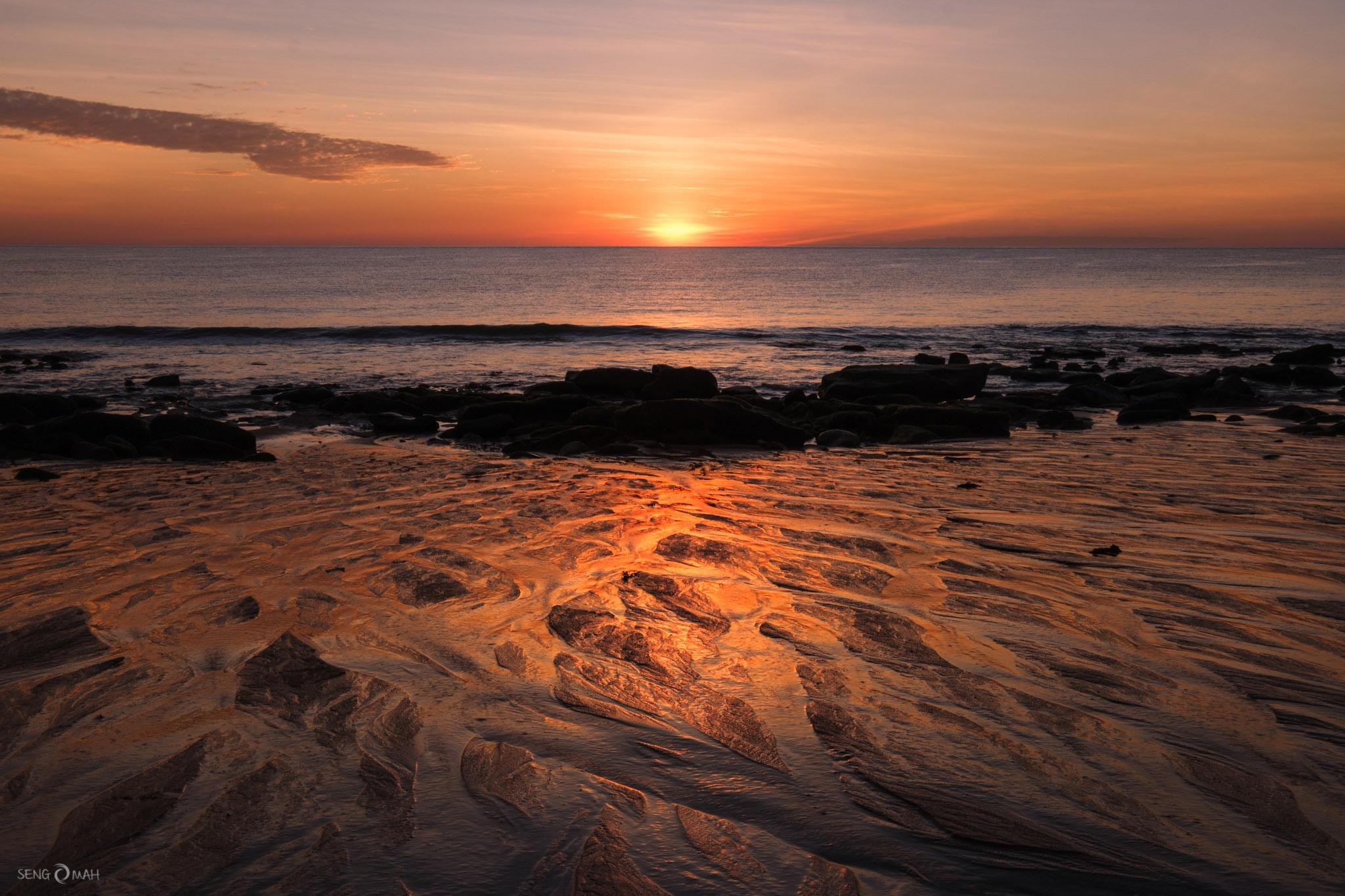 Sunset Cape Leveque