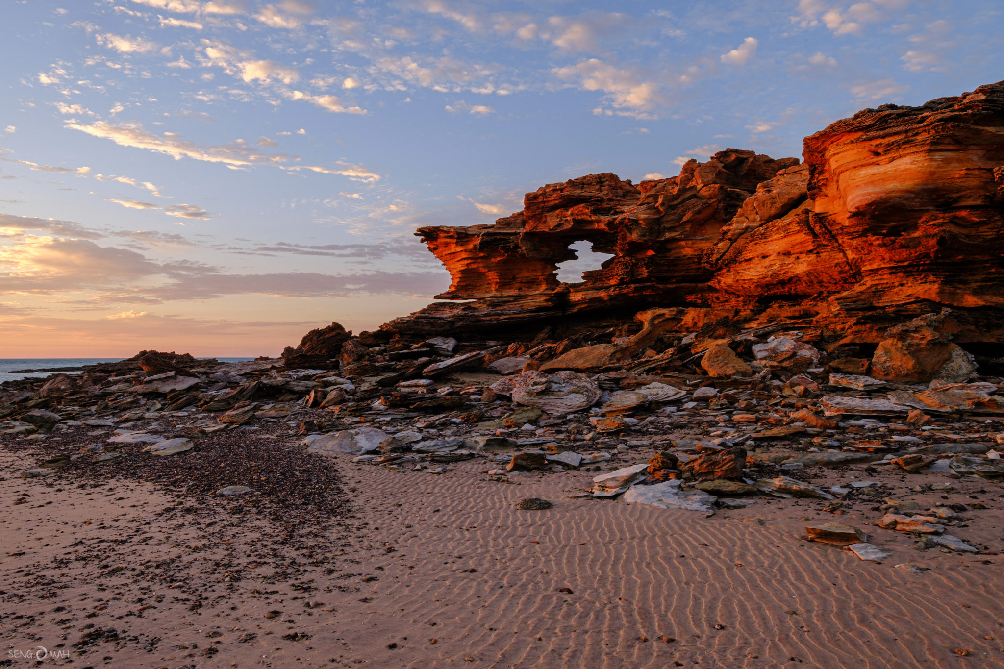 Entrance Point Broome