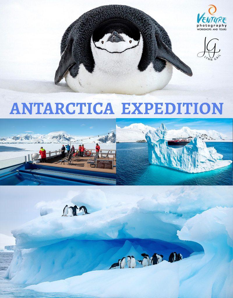 Antarctica Expedition poster